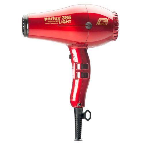 Secador Power Light 385 Parlux Vermelho 127v