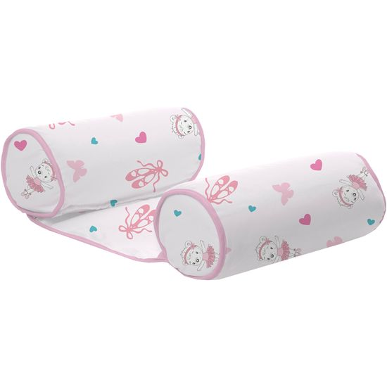 Segura Bebê Estampado - Rosa 1