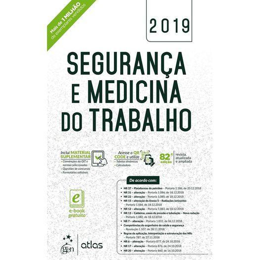 Seguranca e Medicina do Trabalho - Atlas