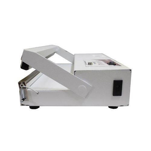 Seladora Manual de Embalagens Plasticas 30cm Bivolt S/ Temporizador Isamaq
