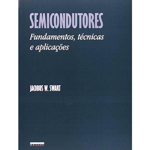 Semicondutores - Fundamentos, Tecnicas e Aplicacoes