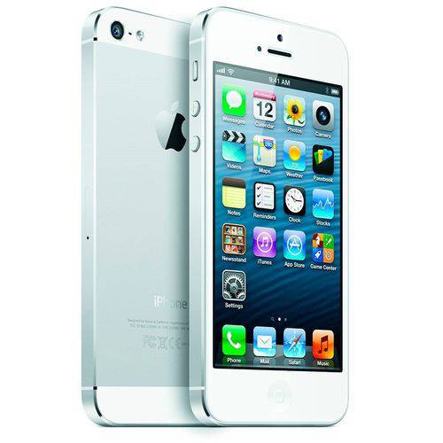 Seminovo: Iphone 5s Apple 32gb Prata Usado