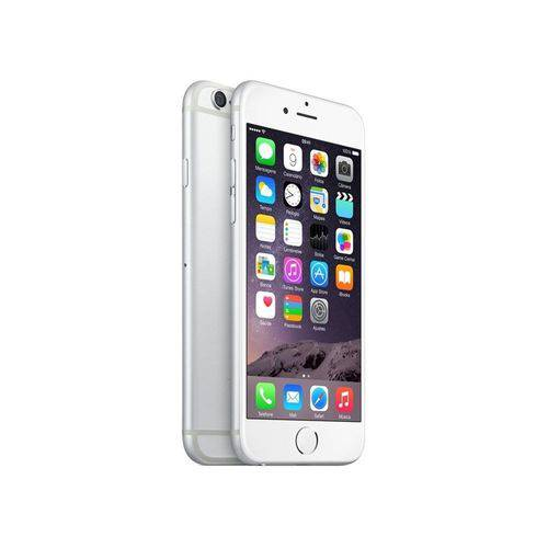 Seminovo: Iphone 6 Apple 64gb Prata Usado