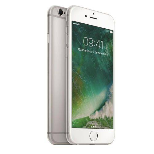 Seminovo: Iphone 6s Apple 32gb Prata Usado