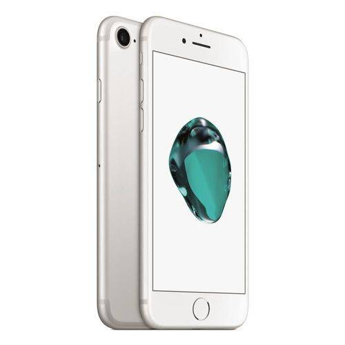 Seminovo: Iphone 7 Apple 128gb Prata Usado