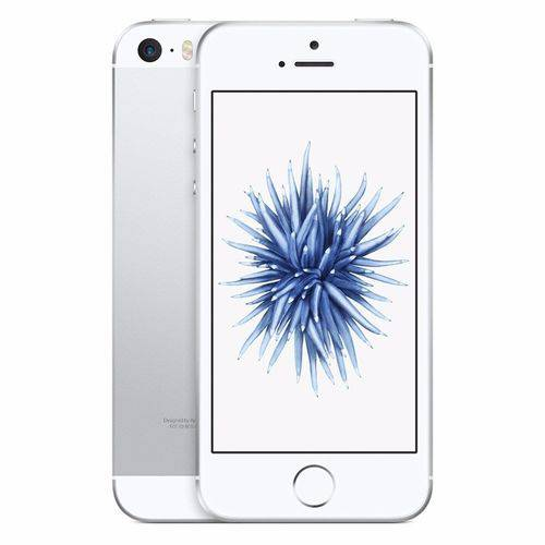 Seminovo: Iphone se Apple 64gb Prata Usado