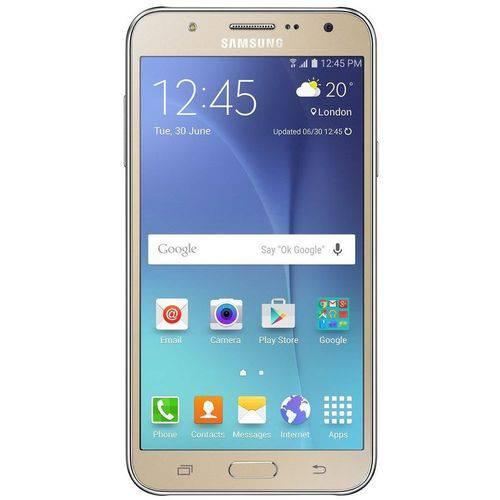 Usado: Samsung Galaxy J7 Dourado