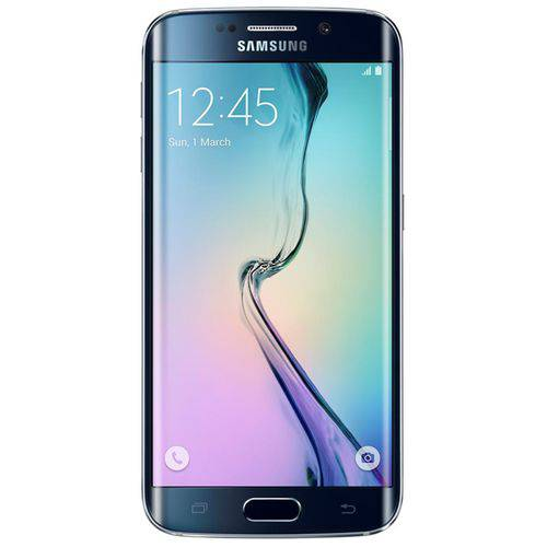 Seminovo: Samsung Galaxy S6 Edge 64gb Preto Usado