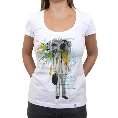 Sensationalism - Camiseta Clássica Feminina