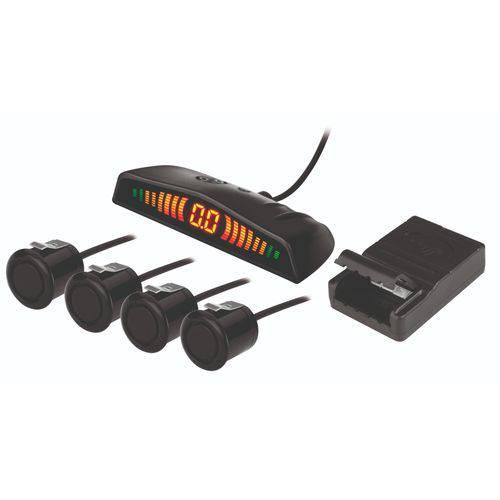 Sensor de Estacionamento Kx3 30-50200apreto