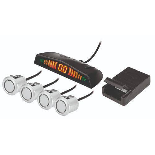 Sensor de Estacionamento Kx3 30-50199a Prata