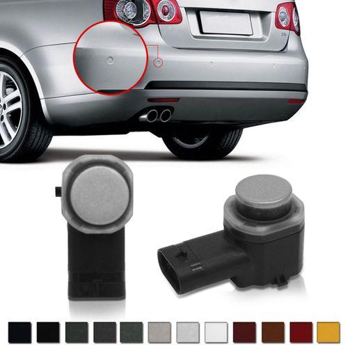Sensor de Estacionamento Traseiro Original Volkswagen Branco