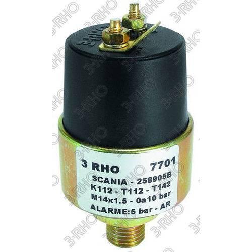 Sensor de Pressão do Ar - 3-rho - 7701 - Unit. -