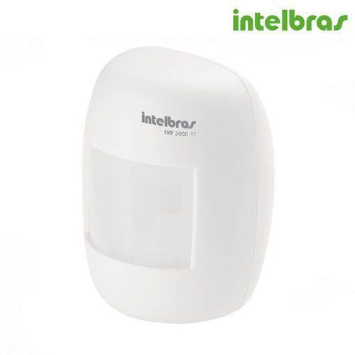 Sensor Infra Vermelho Intelbras Sem Fio Ivp 2000 Sf