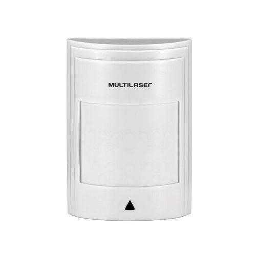 Sensor Pet Multilaser Infravermelho Até 18kg 90° de Cobertura Branco SE410