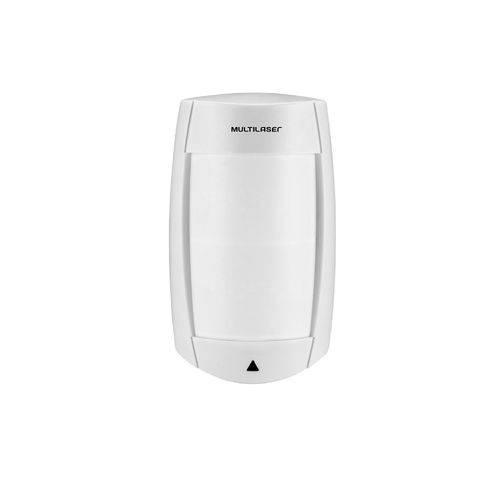 Sensor PET Multilaser Infravermelho ATE 40KG 90O de Cobertura Branco SE411