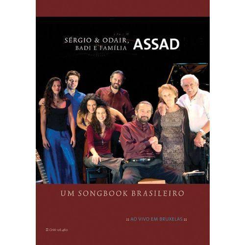 Sergio & Odair, Badi e Família Assad - um Songbook Brasileiro (DVD)