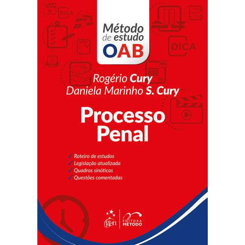 Série Método de Estudo OAB - Processo Penal