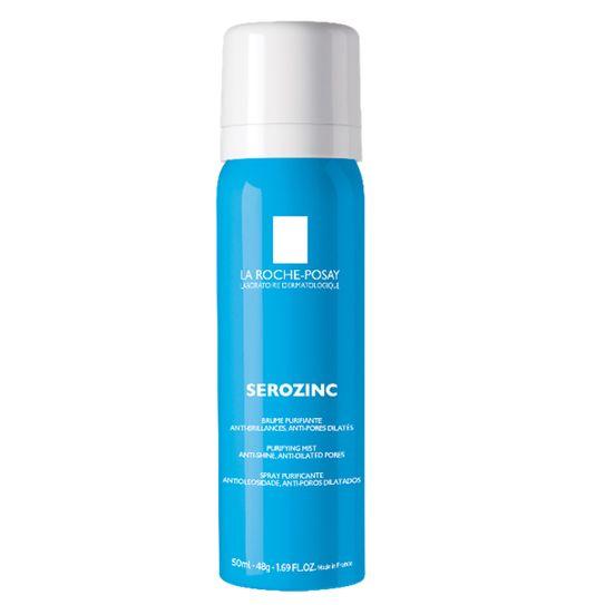 Serozinc La Roche Posay Purificante Antioleosidade e Anti-Poros Dilatados Spray 50ml