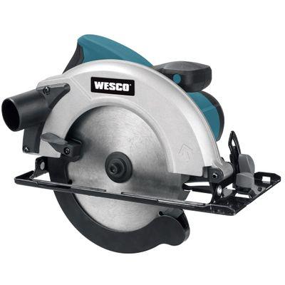 """Serra Circular 7.1/4"""" 1500w 5.500RPM WESCO WS3441 110v"""