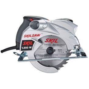 """Serra Circular 7 1/4"""" 1800W - 5801 - Skil- 110V"""
