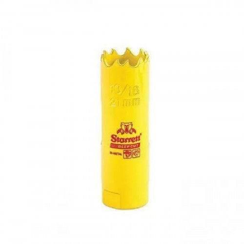 """Serra Copo 021mm Bimetal - 13/16"""" Dh1036 Starrett"""