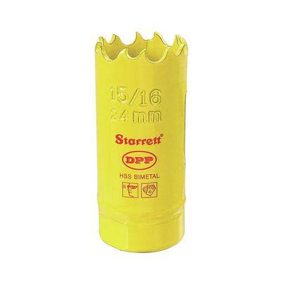 """Serra Copo Bi-Metal 15/16"""" 24mm STARRETT DH1056 DH1056"""