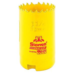 """Serra Copo Bi-Metal Fast Cut 1.1/4"""" 32mm, FCH0114-G - Starrett"""