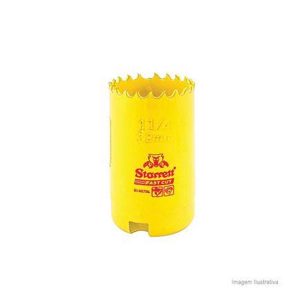 Serra Copo Bi-metal Fast Cut 32mm Amarela Starret Serra Copo Bi-metálica 32mm Amarela Starret