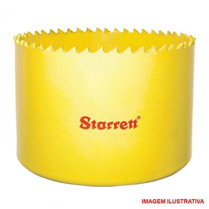 Serra Copo Bimetal 100mm - Starrett