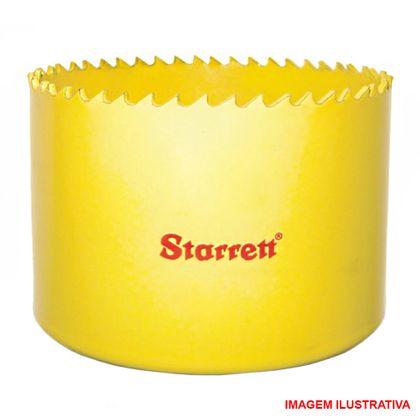 """Serra Copo Bimetal 86mm 3.3/8"""" - Starrett"""