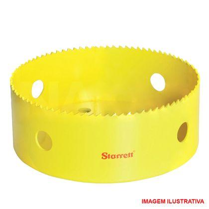 """Serra Copo Bimetal 133mm 5.1/4"""" - Starrett"""