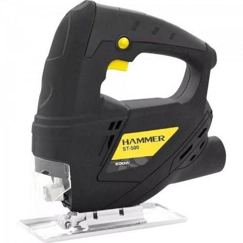 Serra Elétrica Tico Tico 500w 110v Gyst500 Preta Hammer