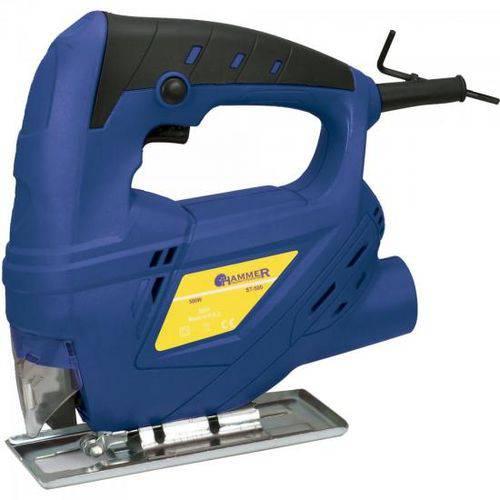 Serra Elétrica Tico Tico 500w 110v St500 Azul Hammer