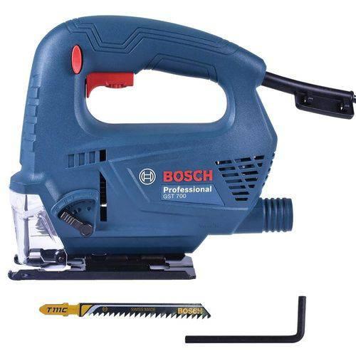 Serra Tico Tico 500w - Profissional - Bosch Gst 700