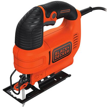 Serra Tico-Tico KS701E-B2 550 Watts - Black&Decker 127 Volts