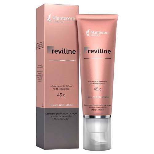Sérum Anti-idade Mantecorp Skincare Reviline 45g