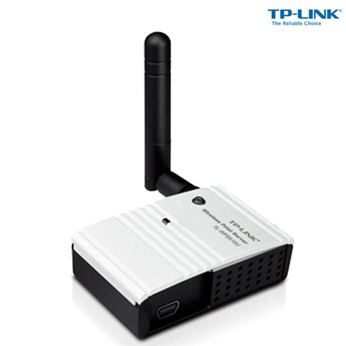 Servidor de Impressão Wireless 54Mbps TL-WPS510U - TP-Link