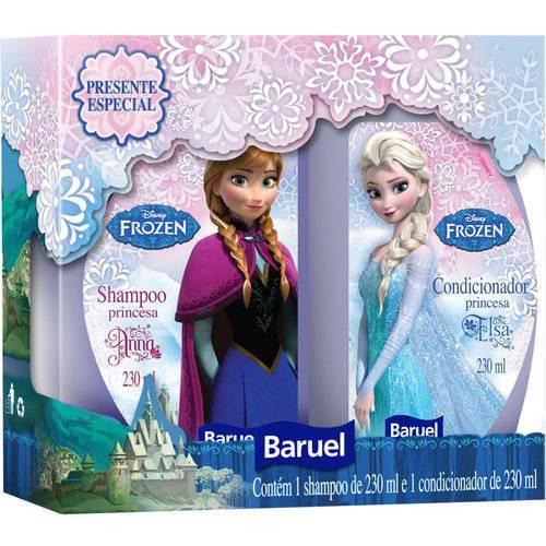 Sh Co Baruel Princesas Frozen 230ml