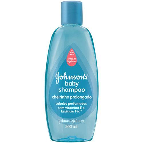 Sh Inf Johnson Baby 200ml-pet Cheirinho Proln