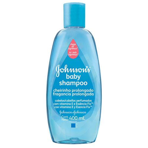 Sh Inf Johnson Baby 400ml-pet Cheiro Prolong