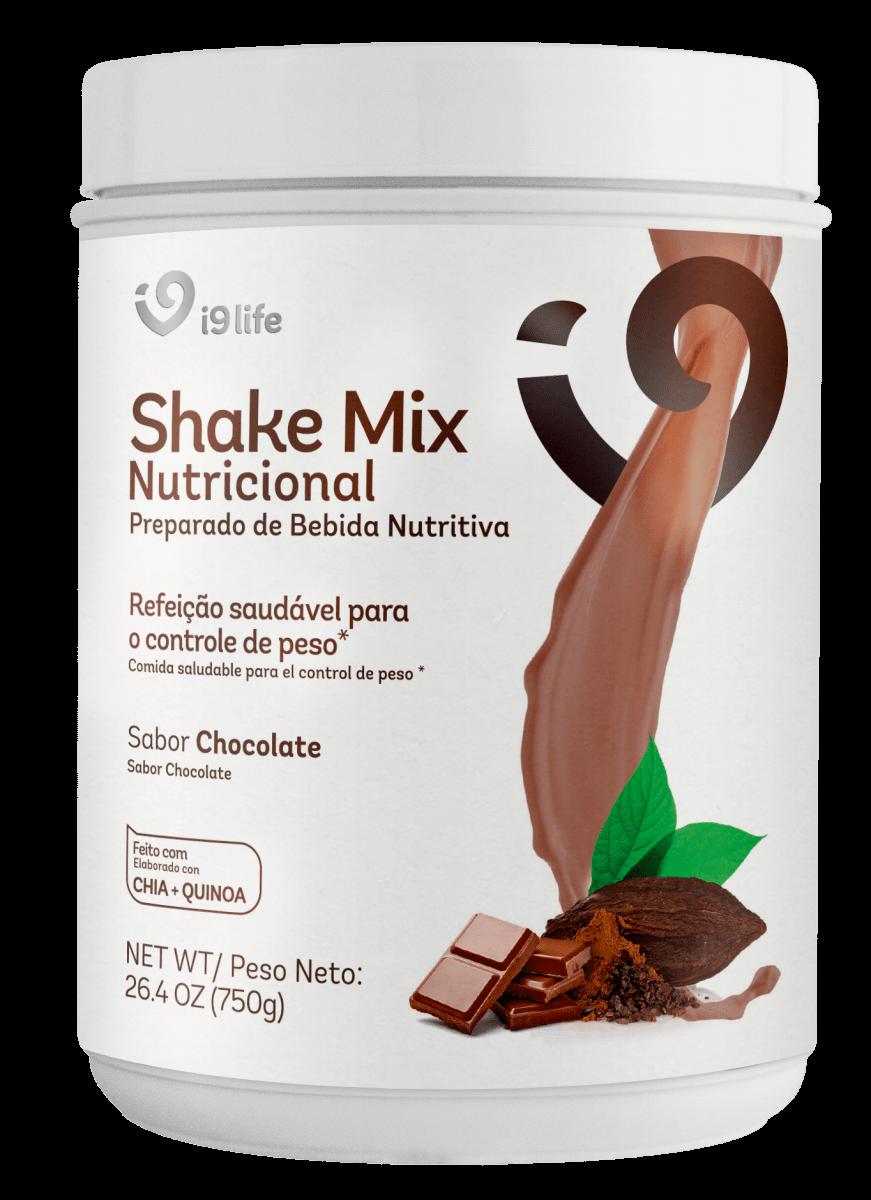 Shake Mix I9life Chocolate 004