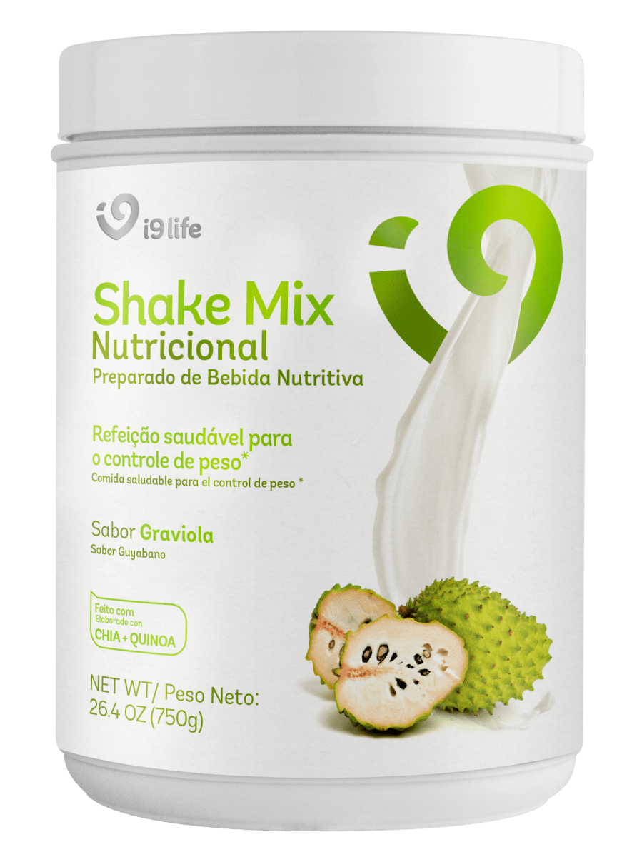 Shake Mix I9life Graviola 009