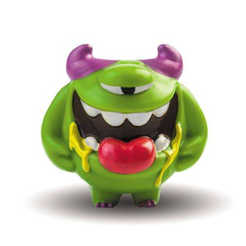 Shakeheadz - Monstrinho Maluco Guto Gasoso Verde Dtc