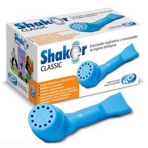 Shaker Classic para Fisioterapia Respiratória