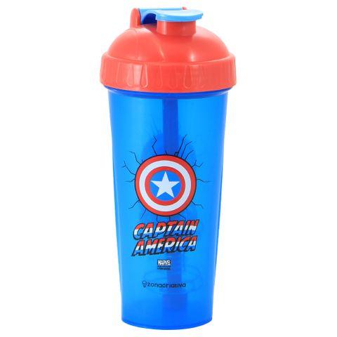 Shaker Fitness Capitão América