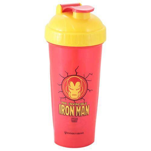 Shaker Fitness - Homem de Ferro