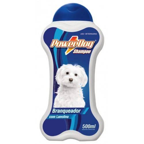 Shampo Powerdog Branqueador 500 Ml