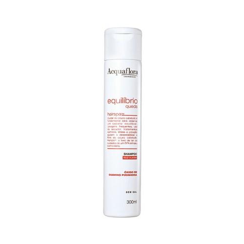 Shampoo Acquaflora Equilibrio de Queda Raiz Oleosa 300ml