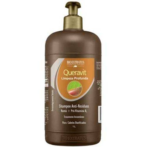Shampoo Anti Resíduos Bio Extratus Queravit 1 Litro